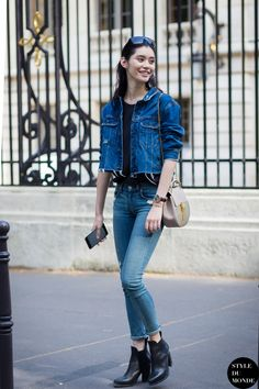 Rue Ming Xi Street Style Fashion Streetsnaps par STYLEDUMONDE Street Style Fashion Photography