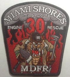Miami Dade Fire Department Station 30