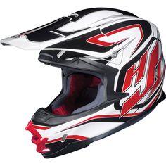 HJC Hammer Men's FG-X MX Motorcycle Helmet 2014 - Motorhelmets