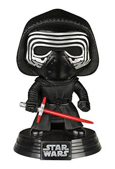 Star Wars Episode 7 Pop! Kylo Ren >>> Details can be found at http://www.amazon.com/gp/product/B013G0J6LE/?tag=superheroes025-20&qr=200816061829