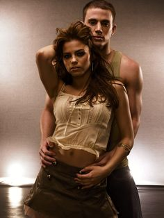Jenna Dewan & Channing Tatum married since 2009 Movie Couples, Hot Couples, Celebrity Couples, Jenna Dewan, Channing Tatum, Step Up 3, Step Up Movies, Step Up Revolution, Dance Movies