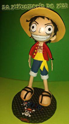 Fofucho Luffy de One Piece