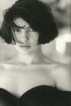 Beatrice Dalle by Jean-Francois Jonvelle.