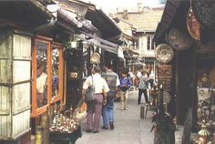 Street Kujundziluk, Bascarsija