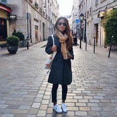 Hello from the city of love.  / 3.22.14 (at Rue des Rosiers)