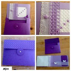 Cross stitch Marianne design diecut