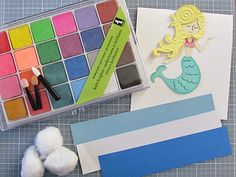 Paper Tearing and Chalking Tutorial