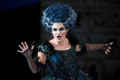 """Soprano Kathryn Lewek plays the doomed heroine in Opera Carolina's production of """"Lucia di Lammermoor"""" at Belk Theater Opera, Goth, Bring It On, Plays, Theater, Dresses, Style, Fashion, Gothic"""