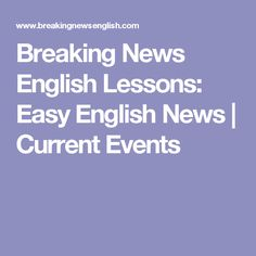 Instruction - This resources is absolutely fantastic for ELLs and tying current events into literacy and social studies. All of the news articles are current and available at different reading levels (0-5). I have used these passages in a variety of relevant non-fiction comprehension activities, and I will continue to do so.