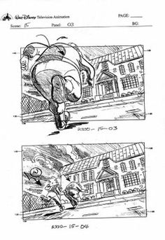 Francis Barrios Portfolio  Storyboard    Cartoon