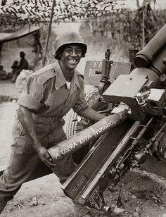 20 ritka fotók Brazília részvétele a második világháborúban - illusztrált története