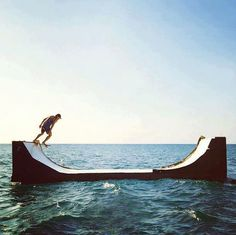 SkateSurf | @SingleFin_  wow would love to do this !