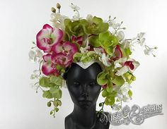 Orchid Headdress Hea