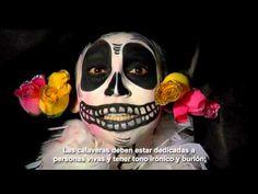 La Catrina / Explicación de las Calaveras con subtítulos
