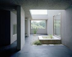 Penetrate House by FORM / Kouichi Kimura Architects, Lake Biwa southern part of Shiga Prefecture, Japan.