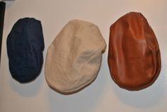 Newsboy hat pattern for boys!! Love my Dapper Dan's in these bad boys!!
