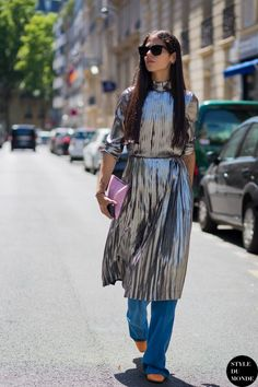 How To Get A Futuristic Yet Editorial-Worthy Look  | via http://TrendForTrend.com