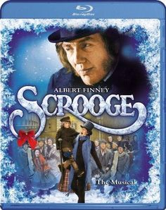 Scrooge (1970) Blu-ray - My all time favorite version of A Christmas Carol. This has always been a family tradition movie to watch, and I carry it on with KJ.