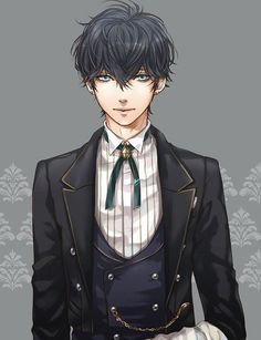 victorian man anime - Google Search