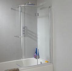 Vistelle Red Single Shower Panel (L)2.07m (W)1m (T)4mm