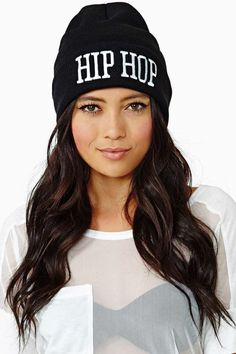 Hip Hop Hooray Beanie  I LOVE IIIIIIT!