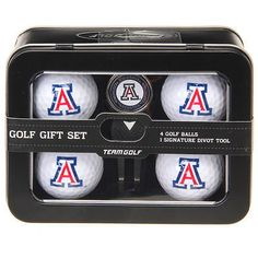 Divot Tools 108166: Arizona Wildcats 2016 4 Golf Ball And Divot Tool Set - College -> BUY IT NOW ONLY: $34.99 on eBay!