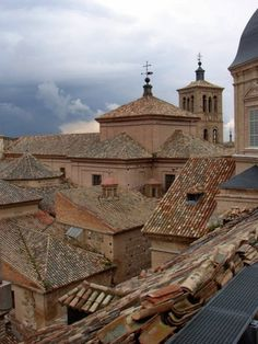 Toledo, Spain. I bought Marcus an amazing sword here 7 years ago...I would love to go back with him :-)