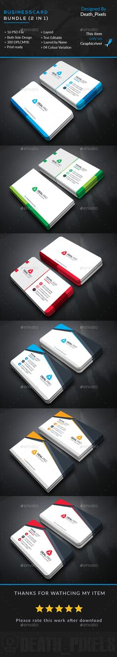 Corporate business card pinterest reheart Image collections