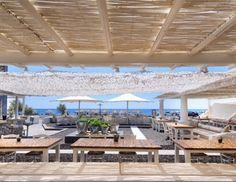 Anemos Beach Lounge Hotel in Perivolos Santorini is the epitome of island life.