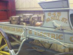Los Angeles Gas & Electric coach