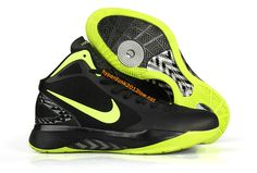 sale retailer 25018 529f9 Buy Nike Hyperdunk 2011 Mens Basketball shoe Black YellowGreen for sale Nike  Zoom, Discount Nikes