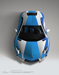 Lamborghini Aventador LP700-4 (Polizia Limited Edition)