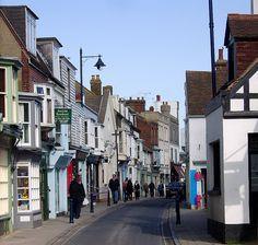 Whitstable, Kent, England