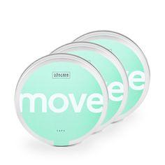 CAPS move 3er-Set – RINGANA Natural Skin Care, Preserve, Vegans, Products, Bijoux, Nerve Cells, Incense, Human Body, Chow Chow