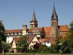 Stiftskirche, Öhringen, Germany Home, sweet home :)