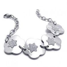 8.3 inch Titanium Bracelet for Women 20742