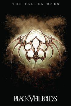 Black Veil Brides - The Fallen Ones Print, $29.95 (http://shop.blackveilbrides.net/the-fallen-ones-print/)