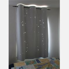 """Twinkle Curtain Libra 54"""", $79, now featured on Fab."""