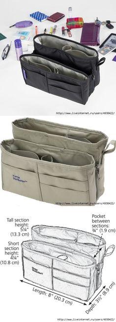Органайзер для женской сумочки...♥ Deniz ♥