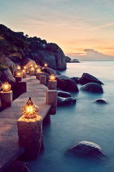 Imagen de light and sea