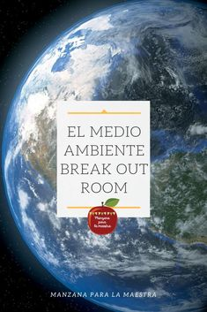 Distance Learning El medio ambiente Spanish break out room escape activity Spanish Teaching Resources, Spanish Lessons, Spanish Teacher, Spanish Classroom, Activity Games, Activities, Middle School Spanish, Cooperative Learning, Last Day Of School