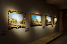 Canaletto à Venise par Jim Le Parisier Canaletto, Sculptures, My Arts, Frame, Home Decor, Venice, Picture Frame, Decoration Home, Room Decor