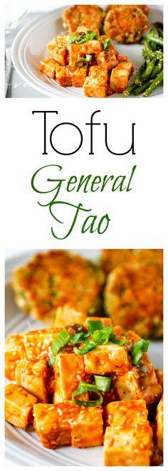 Tofu Recipes, Sweets Recipes, Vegetarian Recipes, Healthy Recipes, Yummy Treats, Yummy Food, Hoisin Sauce, Rice Vinegar, Healthy Dishes