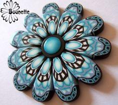 fleurkalei turquoise No. 5