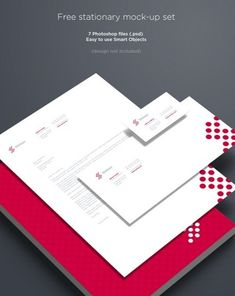 23 Free Sets Of Branding/Identity Mockup Templates (PSD) To Present Your Company In a Modern Way Stationary Branding, Branding Template, Stationary Set, Identity Branding, Stationery, Corporate Identity, Personal Branding, Visual Identity, Business Card Mock Up