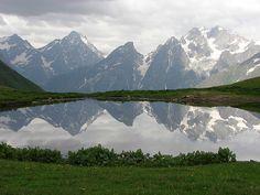 """""""Koruldi"""" Lake ( Georgia/ Svaneti region)"""