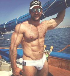 Bulging Speedos : Photo