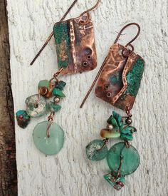 Rugged Rustic Artful Handmade Copper by SheriMalleryHandwork