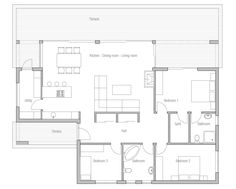house design small-house-ch140 20