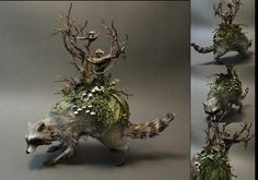 Unique, surreal sculptures Ellen Jewett. | Pleasure creativity